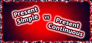 temps-en-anglais-present-simple-present-continuous